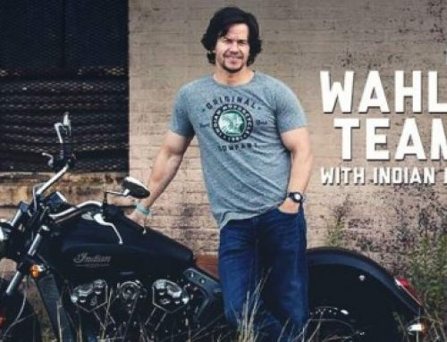 SCOUTS HONOUR – INDIAN MOTORCYCLE & MARK WAHLBERG