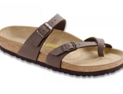 Birkenstock, Summer and The Right Thing For Your Feet